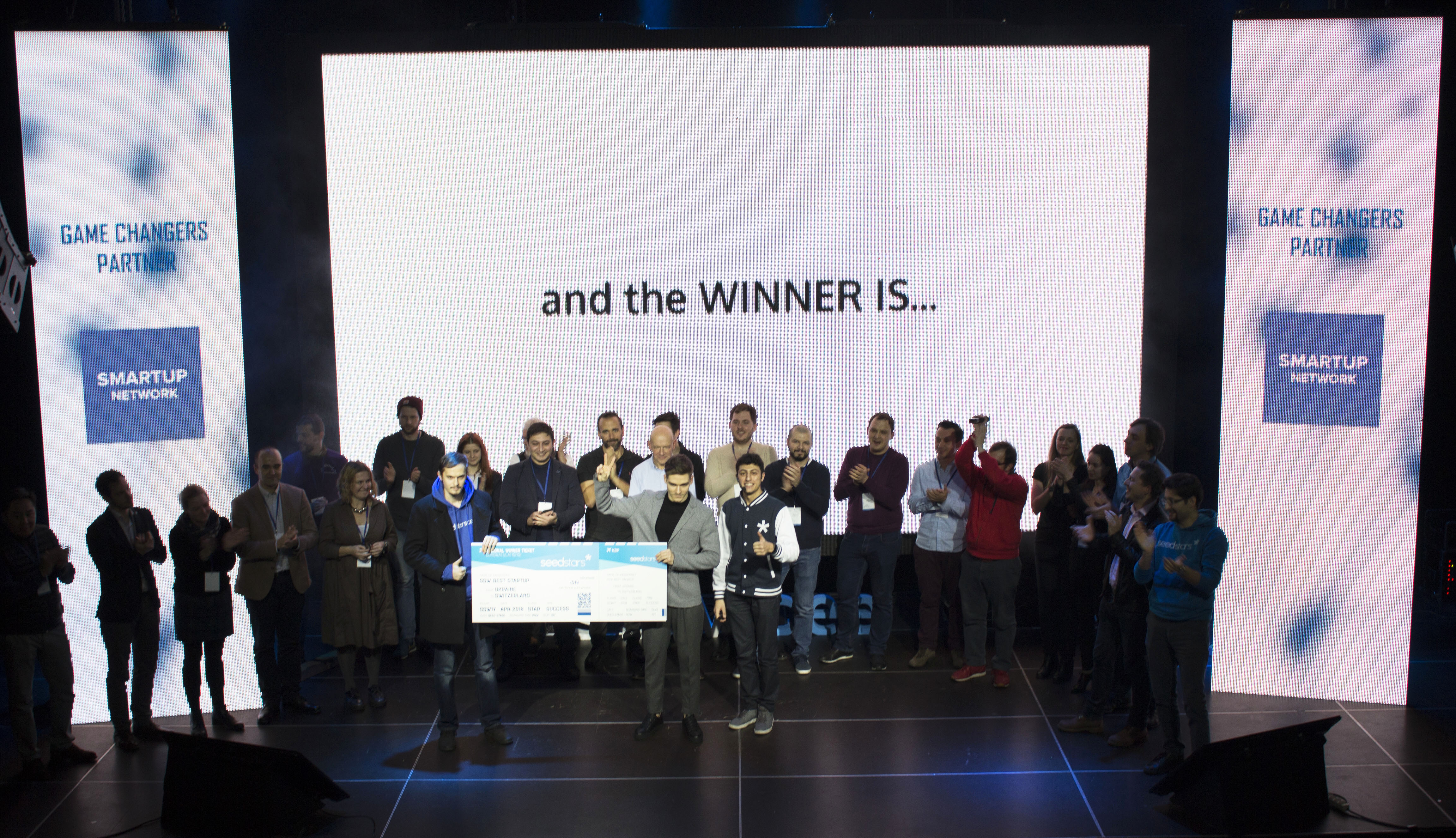 EVE.calls Seedstars Winner